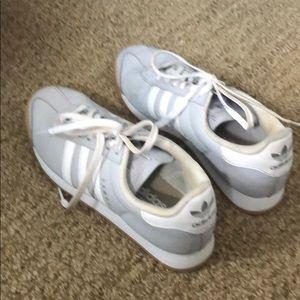 Adidas Samoa sneakers gray